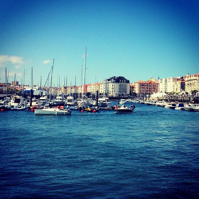 Puerto Chico. Santander. Cantabria.