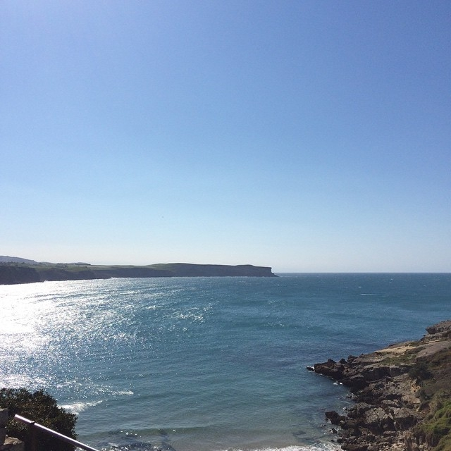 Playa de los Locos. Suances. Cantabria