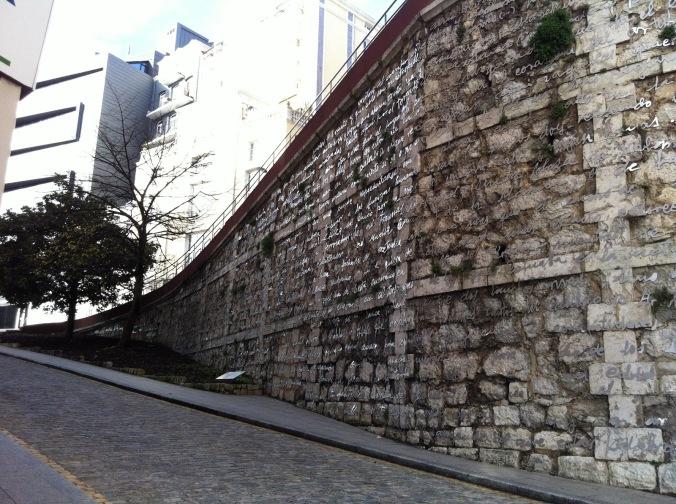 Rampa de Sotileza. Santander.